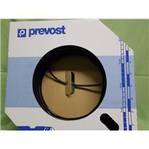 (Lot of 4 Boxes) Prevost Poly Tubing /    Black  3/16 x 0.138   / PHBKI1331100
