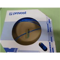 (Lot of 4 Boxes) Prevost Poly Tubing /    Blue  3/16 x 0.138   / PHBEI1331100