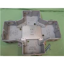 Cast Iron Recessed Floor Box  RFB4-CI-1