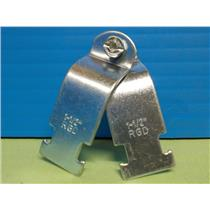 "1-1/2""  2 Piece Rigid Clamp For Heavy Wall Conduits / Box of 47"