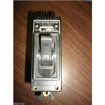 Heinemann Cat No. 60-787 120 Volt AC 20 Amp Breaker
