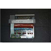 Allen Bradley SLC500 Input Module, 1746-IA16, Series A, Used, 1746-1A16