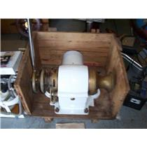Boaters' Resale Shop of Tx 1406 0252.57 ABI LARGE ELECTRIC & MANUAL WINDLASS