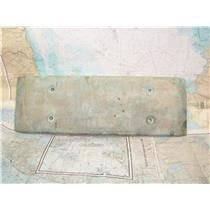 """Boaters' Resale Shop of Tx 1404 0255.24 GUEST DYNA PLATE (6"""" X 17-1/2"""")"""