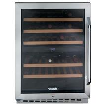 "DACOR Renaissance RNF241WCL 24"" 46-Bottle Capacity Built-in Wine Cooler LH"
