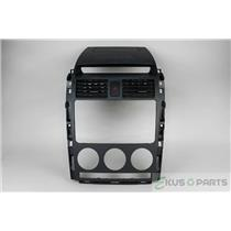 2007-2009 Mazda CX-9 Radio Climate Dash Trim Bezel with Vents and Speaker Grill