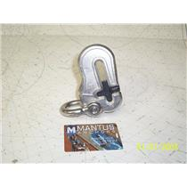 "Boaters' Resale Shop Of Tx 400.27 MANTUS ANCHORS 1/4"" STAINLESS STEEL CHAIN HOOK"