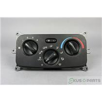 2002-2004 Jeep Liberty Climate Control Unit / Panel with Rear Defrost