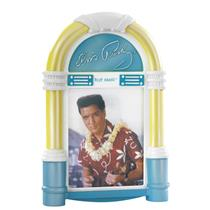 Carlton Magic Ornament 2014 Elvis Presley Jukebox - Blue Hawaii - #CXOR034F