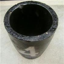 250 oz Gold Solid Graphite Crucible/Furnace/Smelting/Melting/Silver/Copper/Torch