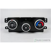 2005-2009 Hyundai Tucson Climate Control Unit / Panel with AC Switch