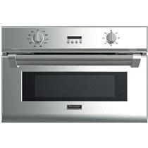 """Thermador Professional Series 30"""" SS Single Steam Convection Wall Oven PSO301M"""