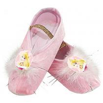 Aurora Ballerina Girls Belle Ballet Slippers Play Dress Up Accessory