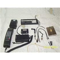 Boaters' Resale Shop Of Tx 1411 2421.77 VINTAGE MOTOROLA BAG PHONE COMPONENTS