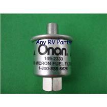 Onan 149-2333 Generator BGD BGE KVC NHD NHE Fuel Filter