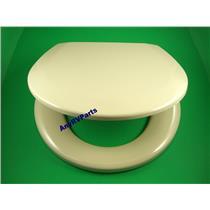 Thetford Tecma Toilet Seat With Lid 36745 Bone