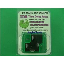 Dinosaur 12VDC TDR Time Delay Relay 314437000 31017 RV Furnace