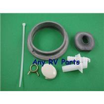Thetford Toilet Flush Nozzle Replacement Kit 33183 Bone