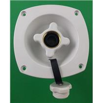 Shurflo City Water Inlet Regulator White 183-029-18