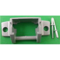 A&E 3310811009M RV Awning Lower Arm Bracket Foot Gray