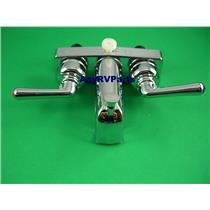 RV Faucet 4 Inch Shower Chrome P47202D-T44I Phoenix