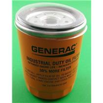 Generac 070185E Generator High Capacity Oil Filter 070185F