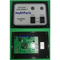 Intellitec Battery Disconnect Panel Dual Switch 01-00066-006