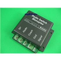 Intellitec 15A RV Radio Monoplex Switch 00-00189-000