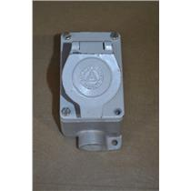 APPLETON EFS175-2023 EFS1752023 for 115v 20a Hazardous Locations Receptacle