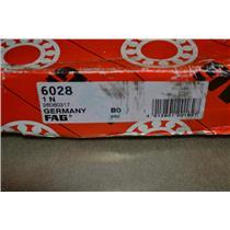 New FAG 6028 Single Row Bearing