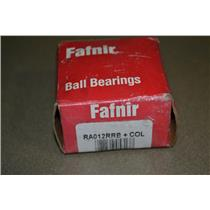 FAFNIR RA012RRB  COL BEARING