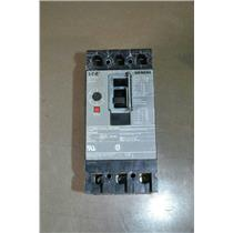 Siemens ITE ED63A040 40 Amp 600AC 250DC Breaker with Lockout