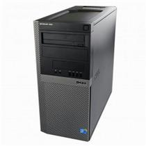 Dell OptiPlex 960 250GB, Intel Core 2 Quad 2.66 GHz (Q9400), 4 GB PC mini tower
