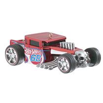 Carlton Heirloom Magic Ornament 2014 Bone Shaker - Hot Wheels - #CXOR060F