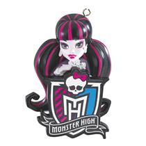 Carlton Heirloom Ornament 2014 Draculaura - Monster High - #AXOR110F-SDB