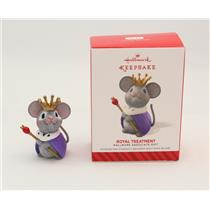 Hallmark 2014 Royal Treatment - Employee Appreciation Ornament - #QMP4090