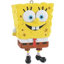 Carlton Heirloom Ornament 2014 Spongebob Squarepants - #AXOR076F-SDB