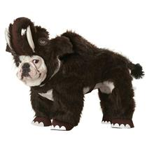 Animal Planet Wooly Mammoth Pet Dog Costume Size Small