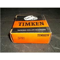 "Timken 3781 Tapered Roller Bearing 2"" Bore, NEW"
