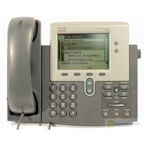 Cisco CP-7941G-GE IP Phone 7941G-GE, 2 Button Gigabit VoIP Phone SCCP New