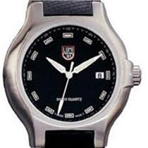 Luminox Model 701. 700 Silver Series Black Face