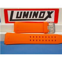 Luminox Watch Band 9100 Series, F-16 Orange Strap