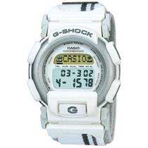 Casio G-Shock DW-003 C-7. White/Gray Double Wrap Velcro Strap. 30 Phone Number Memory. 200m Water Re