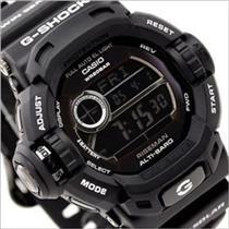 Casio G-Shock G9200BW-1.Limited Military Riseman.Atomic.Solar.Multi-Function.