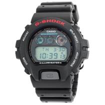 Casio G-Shock DW6900-1. Shock Resistant. 200M WR. Countdown Timer. Blk Band/Dial.