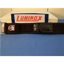 Luminox Watch Band Red Logo Vel Cro 27mm Overall Width, Fits Most Mns 22mm Watch