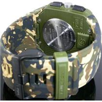 Timex T49840. Expedtion WS4 Multifunction.Countdown Timer. Military Green Camo Strap.Compass. 50m Re