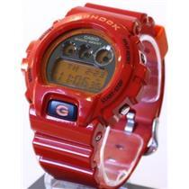 Casio G-Shock DW-6900 CB-4.Limited Edition Red Mirror Metallic.