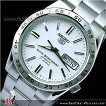 Seiko Men's SNKD97K1 Seiko 5. 21 Jewel Automatic Day/Date Movement. Stainless Steel Case/Bracelet. 5