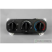 07-08 Dodge Caliber Climate Temperature Control Unit with Rear Defrost & AC
